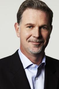 Netflix CEO Reed Hastings. (Photo courtesy of Netflix)