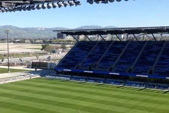 San Jose Earthquakes' new Avaya Stadium in San Jose, Calif.