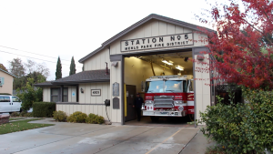 Firefighters from the Menlo Park District say that added congestion in the area is becoming a matter of life or death, as they struggle to arrive at occurrences because of heavy traffic. (Ana Santos/Peninsula Press)