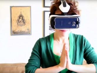 VR-meditation