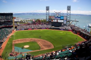 (Giants game homepage photo courtesy of HarshLight via Flickr, Creative Commons.)