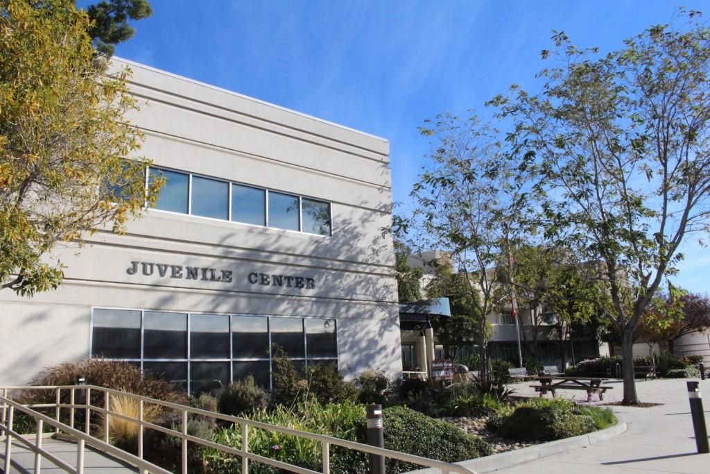 Santa Clara County Juvenile Hall. (Dylan Tull/Peninsula Press)