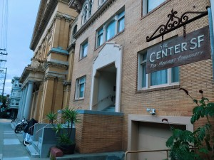 The Center SF: a commune that features tea movement community. (Anna Yelizarova/Peninsula Press)
