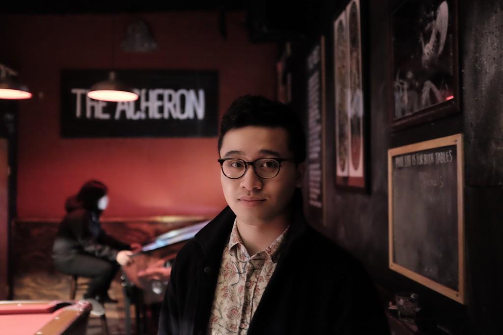Danny Chau (Photo courtesy of Danny Chau)