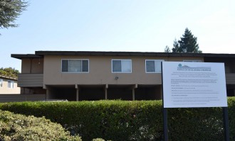 Moffett Manor Apartments in Mountain View
