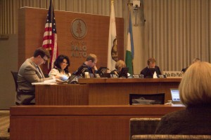 Cannabis Discussion at Palo Alto City Hall Meeting