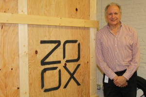 Zoox brought Mark Rosekind, former head of the National Highway Traffic Safety Administration, as its chief safety innovation officer. (Isha Salian/Peninsula Press)