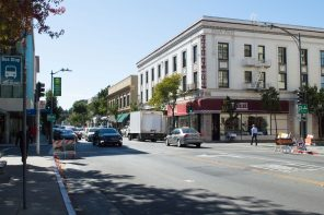 A major debate in Palo Alto is whether to allow denser housing should be built. Proponents say it could alleviate the shortage of homes.