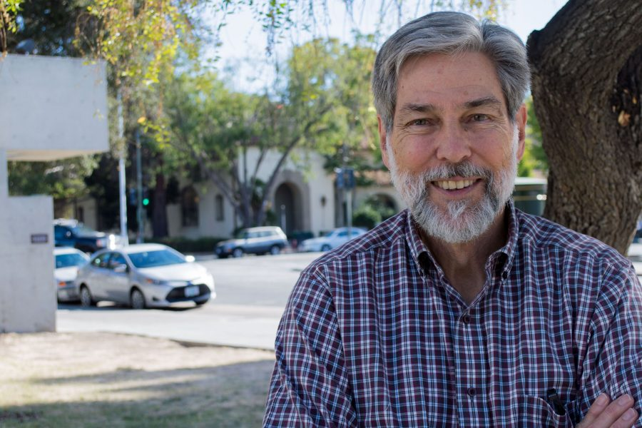 Bern Beecham is a former mayor of Palo Alto. He believes his experience with City Hall makes him a qualified candidate for the position.