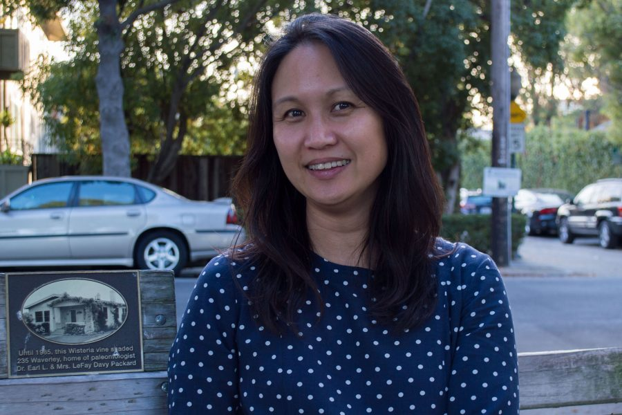 Elaine Uang is an architect and co-founder of housing advocacy group Palo Alto Forward.