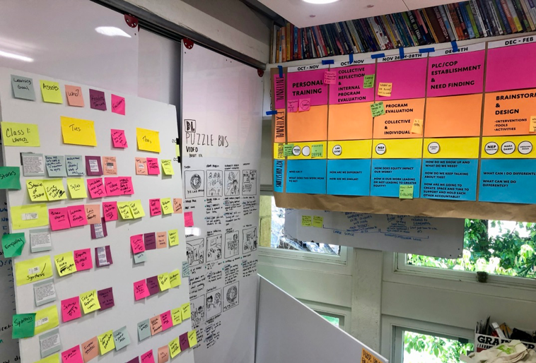 Design-thinking trickling into elementary school classrooms