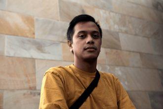 Portrait of Adrian Bonifacio