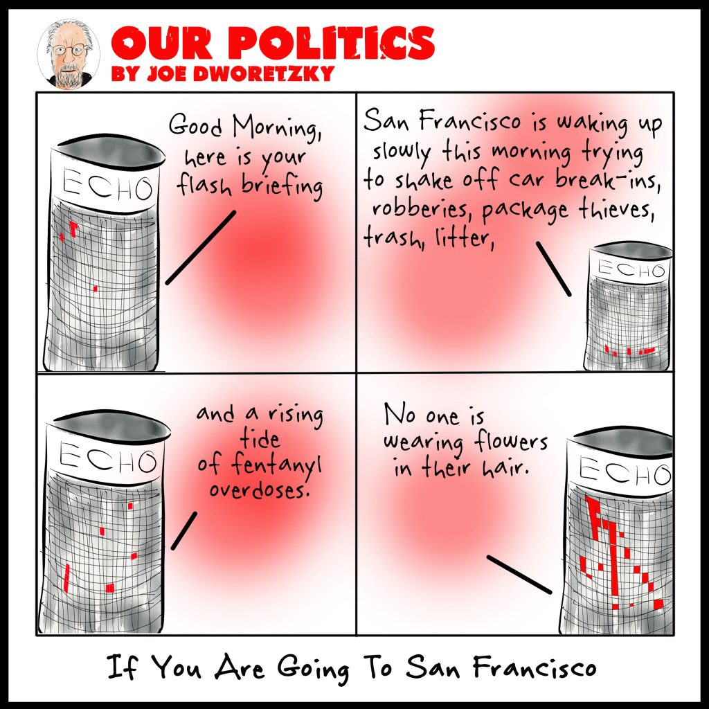 If you are going to San Francisco