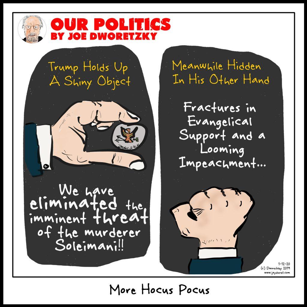 More hocus pocus