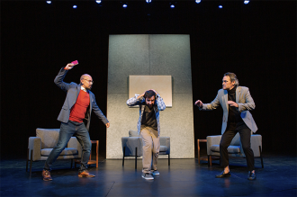 """Tensions rise in """"Art"""" at SF Playhouse"""